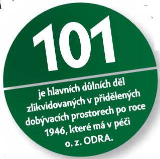 101 důlních děl