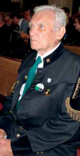 Eda Kolarz ve svých pětadvaceti letech vyprostil osmačtyřicet obětí.