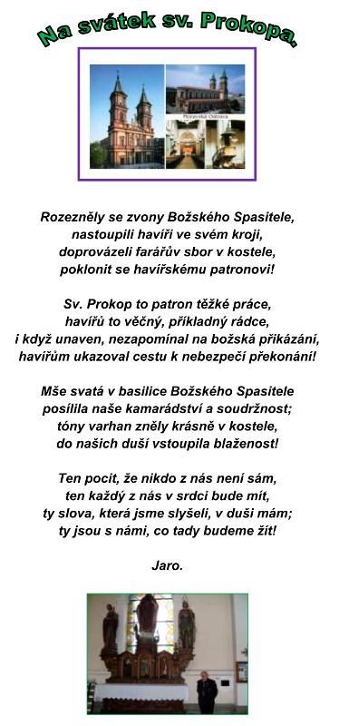 Sv. Prokop 2013