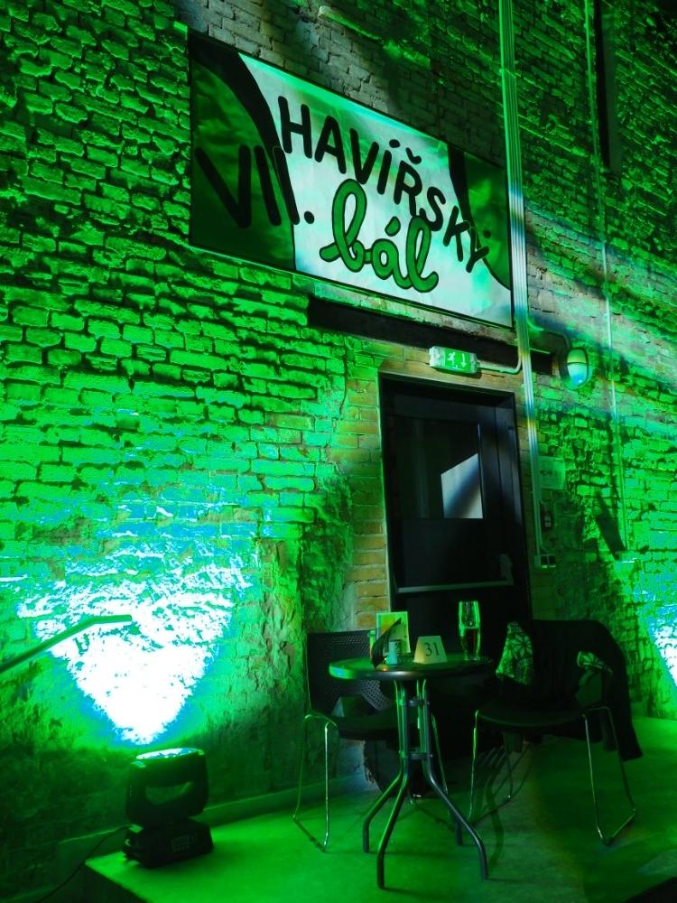 7. Havířský bál, Staré koupelny na Hlubině, DOV, 9. 2. 2019 (79)