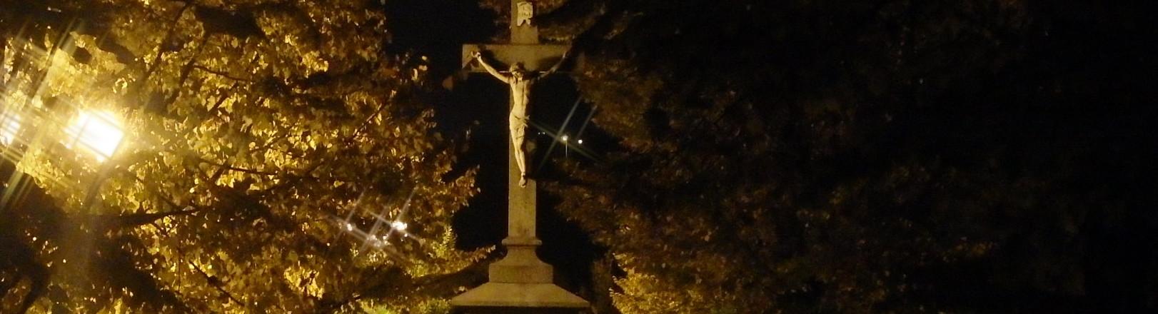 Ústřední hřbitov Slezská Ostrava ahornické hroby