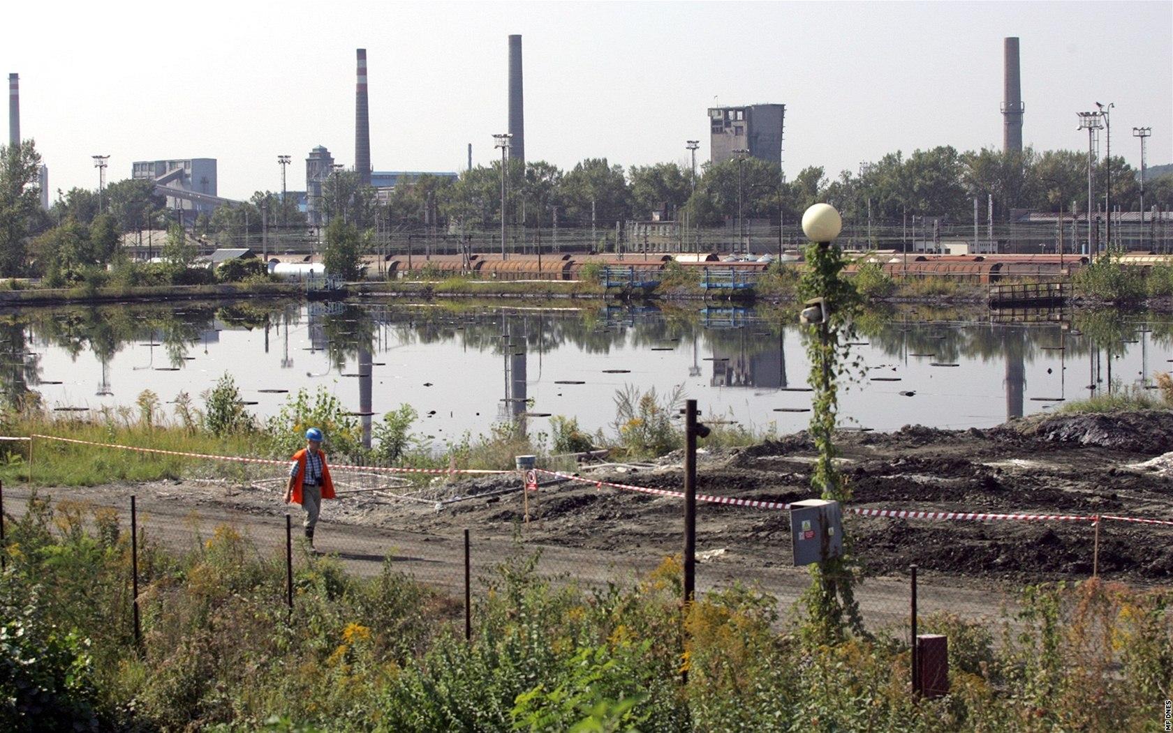 Sanace ostravských lagun pokračuje