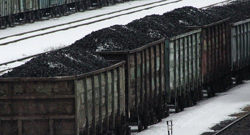 Stav využívání uhlí v Německu.