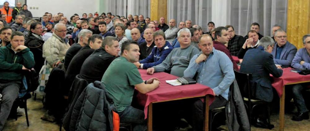 Informační setkání svedením OKD