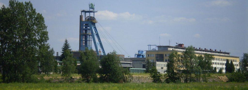 Tuny betonu udělaly definitivní tečku za těžbou uhlí v Dole 9. květen ve Stonavě