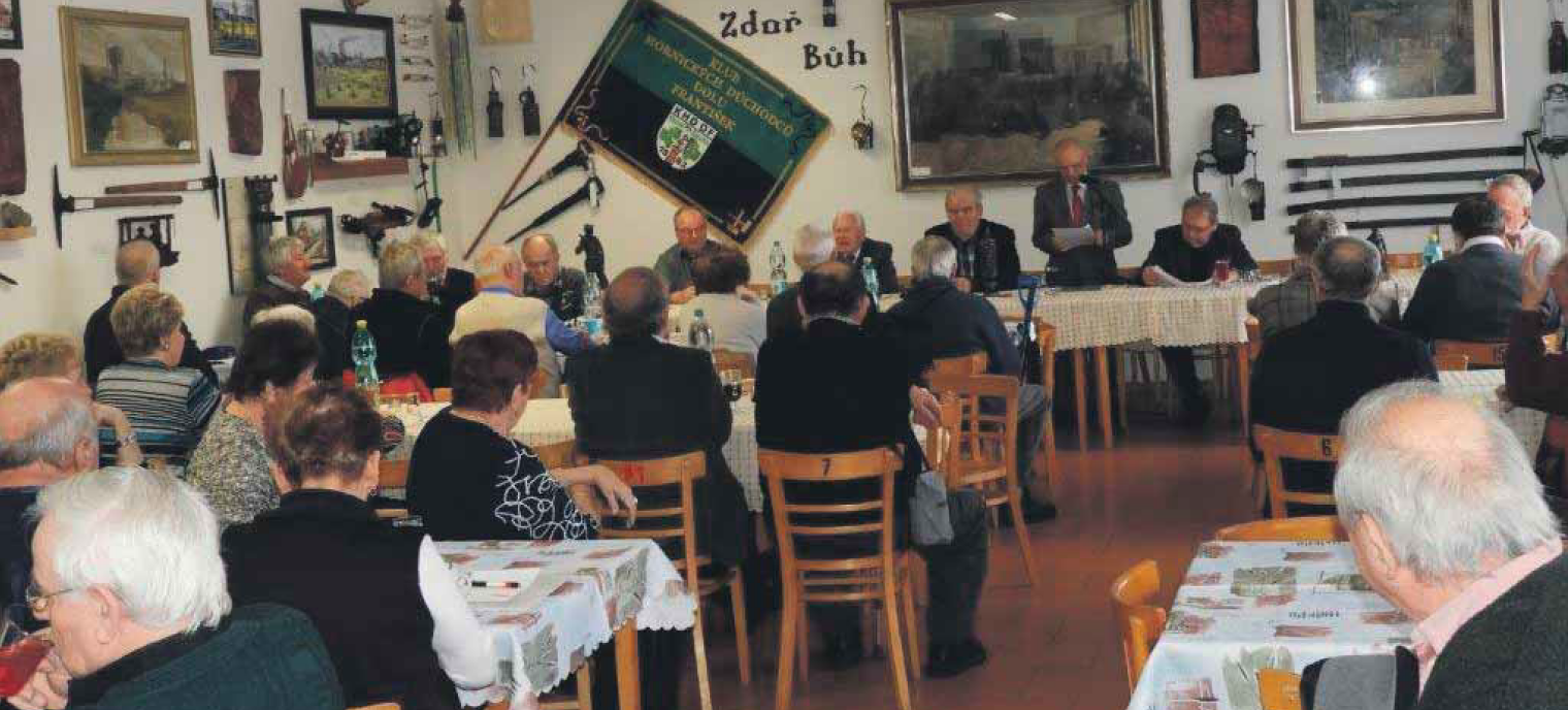 Koordinační výbor důchodců OKD slaví třicet let fungování