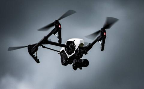 V hlubinných uhelných dolech budou létat drony